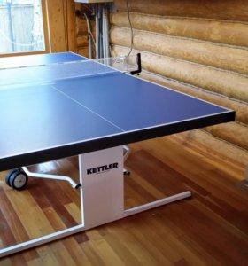 Всепогодный теннисный стол КЕТТЛЕР