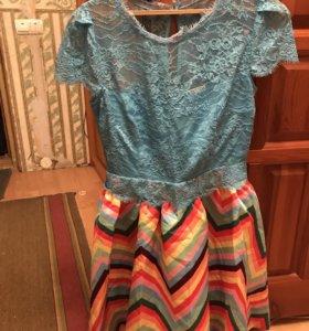 Новое платье от VALENTINO
