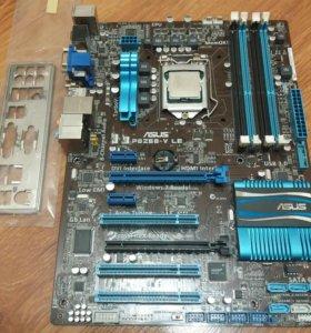 Asus P8Z68-V LE + Core i5 2400 (LGA 1155)