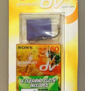 Видеокассета sony mini DV 60 PR (комплект 4шт.)