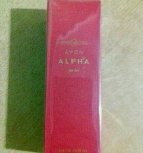 аlpha avon для нее