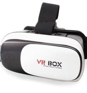 VR BOX VR02 VR Box Glasses Video Headset 360градус