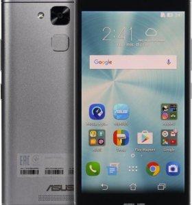 ZenFone 3 Max ZC520TL серый
