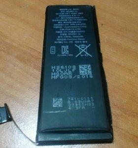 Аккумулятор айфон 5 s