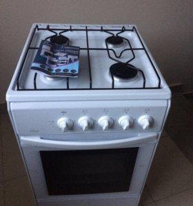Газовая печка,Новая/Доставка