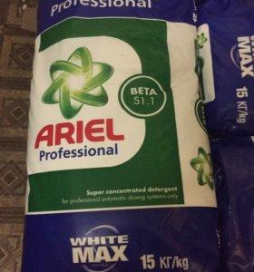 Стиральный порошок Ariel Professional Beta, 15 кг