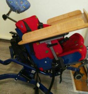 Детский ортопедический стульчик,для детей ДЦП