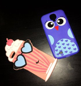 Чехлы на Samsung S 4,IPhone 5