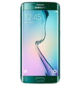 Защитное стекло - Samsung Galaxy S6 Edge