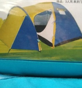 Палатки трёх местные Новые