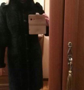 Пальто зимнее р 46