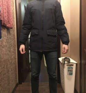 Куртка зимняя. Парка Adidas