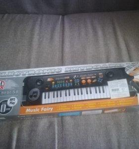 Пианино детское МР3