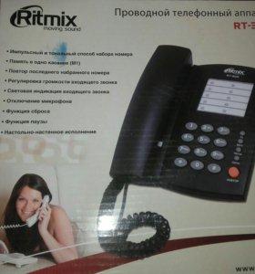 Проводной телефон Ritmix RT-300