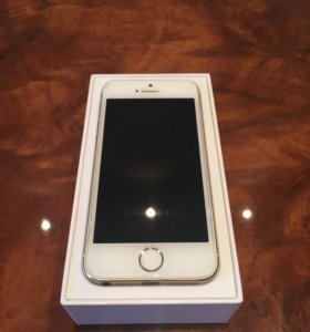 iPhone 5s, Gold, 32гб