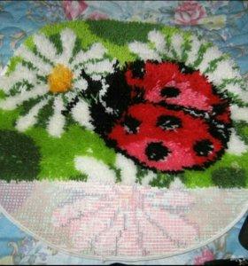Набор для создания коврика