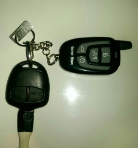 Ключ зажигания Mitsubishi asx