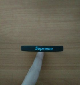 Браслет Supreme