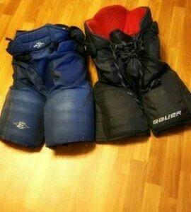 Хоккейная форма: ТРУСЫ, ГАМАШИ, КРАГИ.