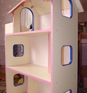 Кукольный домик.