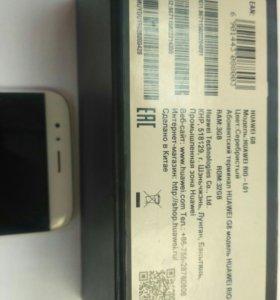Телефон Huawei G8