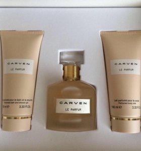 100 мл набор Carven le parfum
