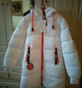 Пальто НОВОЕ размер 42-44