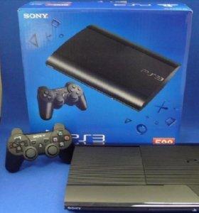 PS3 Sony Playstation ss 500 гигов