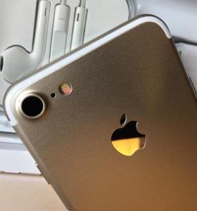Копия iPhone 7 золото