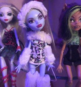 Куколки «Monster high»
