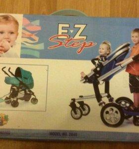 Подставка для второго ребенка на коляску