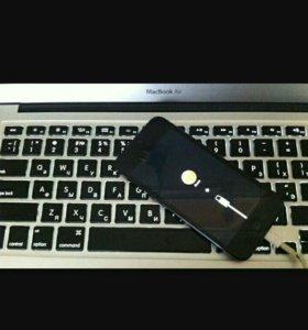Пршивка айфонов