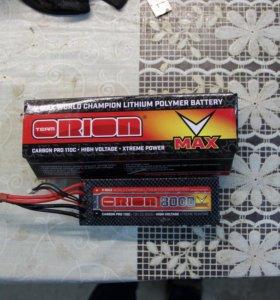 аккумулятор ORION 7.6 V 8000mAч