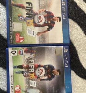 FIFA 15,16 ps4