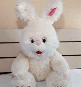 Мягкая игрушка/большой заяц