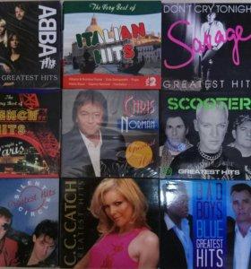 CD - диск (двойной)