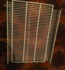 Сетка для холодильной витрины (в холодильник пенал