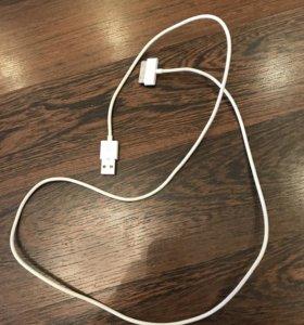 Шнур на iPhone 4/4s