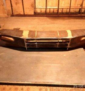 Усиленный бампер Toyota 4Runner, Hilux 130 кузов