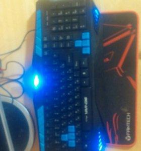 Игровая клавиатура Marvo var 136