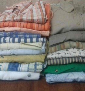 Рубашки фирменные,качественные.