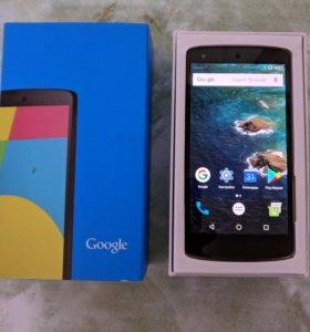 LG Google Nexus 5 32 g