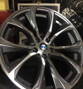 Диски 20 разноширокие BMW X5/6