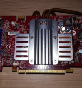 Видеокарта MSI Geforce 8600 GTS