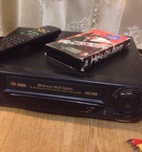 Кассетный видеомагнитофон ld
