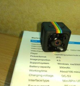 Мини камера 2см