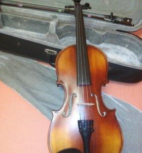 Скрипка три четверти