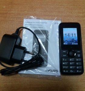 Новый телефон PHILIPS E106
