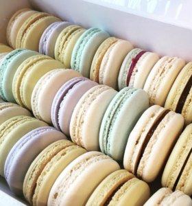 Торты конфеты макарон