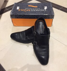 Продаю демисезонные ботинки Thomas Munz